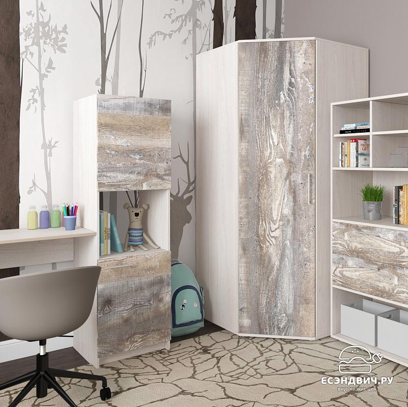 мебель бетон пайн
